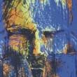 Primera exposición individual de dibujo digital sublimado sobre tela como soporte real en el Art Hall del Howard Johnson La Cañada.