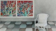 Después de 4 años sin exponer, la artista cordobesa María Amelia Luque vuelve a la Galería Praxis para mostrar trabajos de los últimos años.