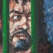 Carlos Alonso busca clonar el alma de Il Caravaggio, apropiandose de su paleta, desentrañando los recovecos de aquel genio admirado y despreciado.