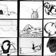 """La convocatoria de dibujo """"La Línea Piensa, Nuevas Latitudes"""" ya tiene sus galardonados tras la postulación de más de 250 artistas para participar."""