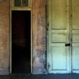 Federico Fortini aborda el arco iris simbólico de algunos lugares abandonados.