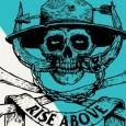 """Vinilos de punk rock, viejos comics de monstruos, y el skate, definen su autodenominado """"surrealismo mala onda""""."""