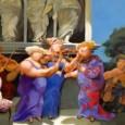 Jóvenes y grandes maestros, acompañados por artistas emergentes para conmemorar los 33 años de la Galería Cerrito.