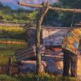 """""""Despertando sentidos"""" reúne una serie de pinturas a partir de historias narradas por los propios protagonistas."""