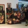 """La joven y talentosa artista cordobesa presenta su nueva serie pictórica """"Discernimiento""""."""