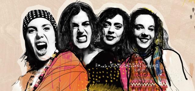 Tras un paréntesis de nueve años, el cuarteto vocal de cámara femenino regresa al escenario.