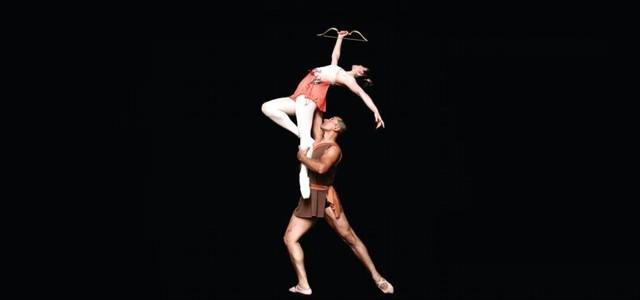 """Estreno de carácter mundial del ballet en 3 actos """"Sylvia o la """"Ninfa de Diana""""."""