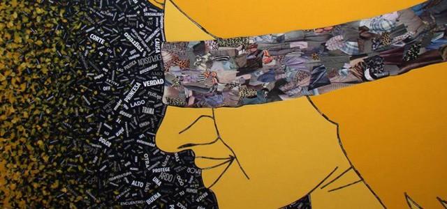 Alejandra Golbert Minuzzi, Adriana Mufarrege y Beatriz J. Laborde apelan al mosaico y el collage como medio de expresión.