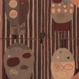 Alejandro Bovo Theiler, Sara Goldman y Nöel Loeschbor nos acercan textiles que abrigan el alma.