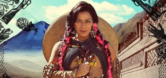 """La cantante Mexicana presenta su último trabajo """"Salón, Lágrimas y Deseo""""."""