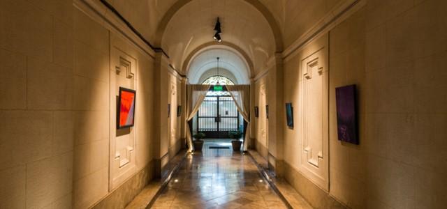 Feria de Arte que reúne 12 destacados proyectos  autogestionados que potencian la escena local de artes visuales.