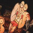 Dos grandes del humor gráfico cordobés exhiben sus producciones más recientes, personales y experimentales.