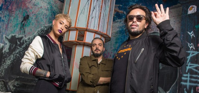 Willy Crook y Los Funky Torinos & The Reverend Sons Of rinden tributo a la música negra.