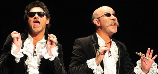 Pedro Paiva y Alejandro Orlando presentan su nuevo espectáculo con código propio.