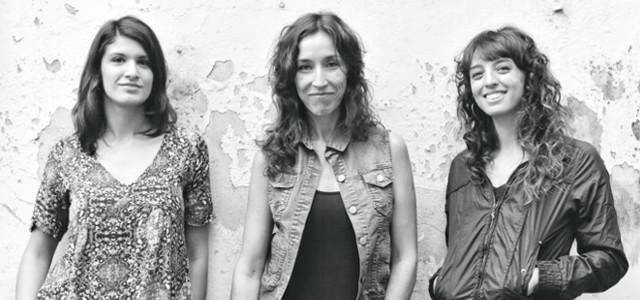 Ailín Gazzo, Eugenia Menta y Lucrecia Carrizo, presentan su primer trabajo discográfico junto a artistas invitados.