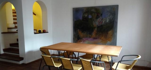 Marcela Argañaraz inaugura junto a sus hijas un espacio donde quienes gustan del arte puedan ser parte.