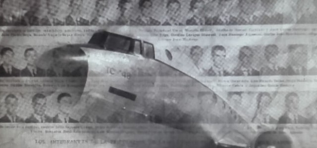 Largometraje documental sobre la desaparición del avión TC 48 nunca encontrado.