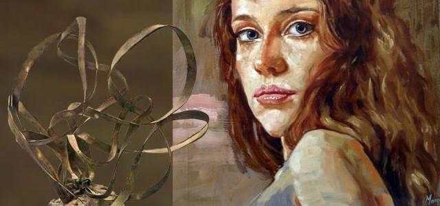 En notable conjunción el concepto de representación de la figura humana más allá de sus límites.