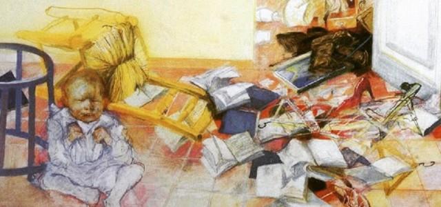 """Muestra homenaje a Atahualpa Yupanquiy exhibición de la serie """"Manos Anónimas"""" de Carlos Alonso."""
