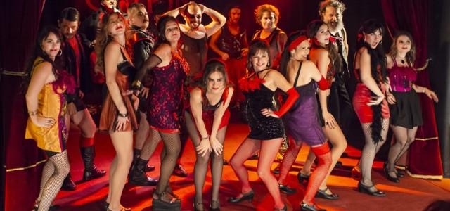 """Con la presentación de """"Cabaret Carmona"""", la comedia cordobesa esta de fiesta por sus 60 años."""