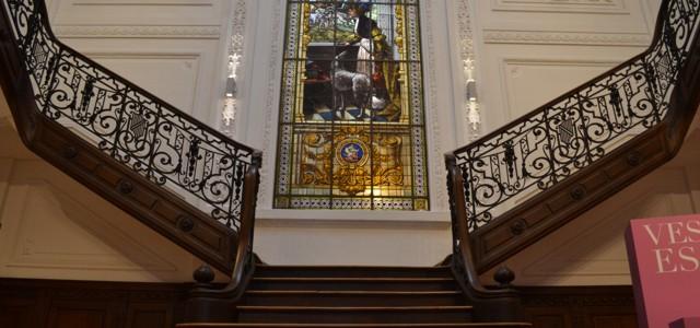 El museo cumple 7 años y lo festeja con un tour virtual y un libro sobre la historia del palacio.