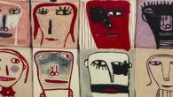 Una muestra que explora sobre la infancia y lo lúdico en la pintura.
