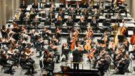 Concierto para vientos y cuerdas bajo la dirección del maestro Santiago Ruiz.