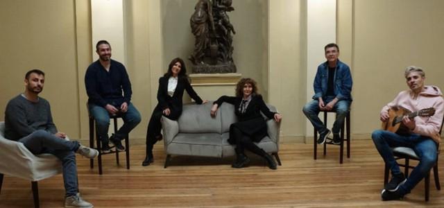 Canciones originales de Ana Robles, Jenny Nager, Lucas Heredia y Mario Díaz en formato sinfónico.