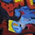 La suma de los sentidos, la experiencia, lo cotidiano, se sitúan en un escenario pleno de colores, formas y relieves.