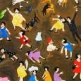 La reconocida pintora cordobesa inaugurará una nueva muestra con sus últimas producciones pictóricas.