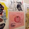 Muestra/instalación con la necesidad de vivir la poesía y el arte.