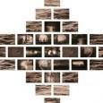 Obras de fotograbado que recuperan la intención de detener el tiempo, de preservar las imágenes del mundo.