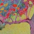 La reconocida dibujante cordobesa presentará obras sobre papel de su última producción.