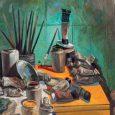 Selección de obras donde se destaca la figura humana, la naturaleza muerta y sus acercamientos a la abstracción.