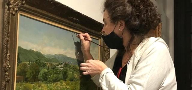 Diálogo inédito entre las colecciones de arte del museo municipal y Museo Francisco Tamburini.